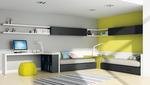 обзавеждане с поръчкови мебели за модерни детски стаи