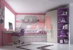 Луксозно изпълнение на детска стая за момиче