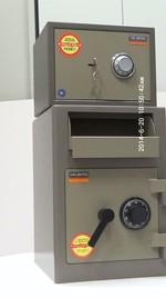 Метален депозитен сейф за магазин